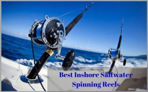 Best Inshore Saltwater Spinning Reels Reviews 2019