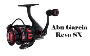 Abu Garcia Revo SX Spinning Reel Review – An Extremely Lightweight Fishing Reel That Is Durable and Smooth Too
