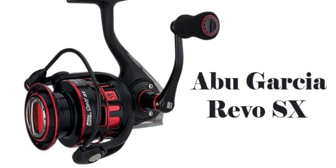 Abu Garcia Revo SX Spinning Reel Review