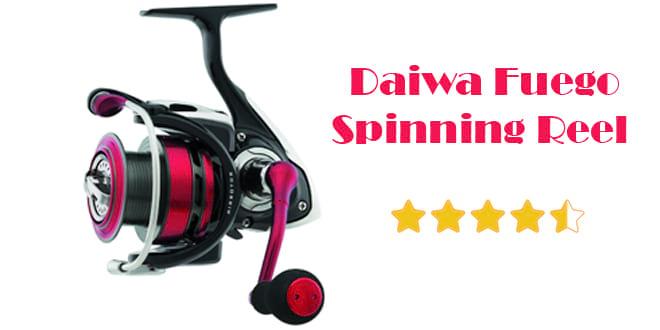 Daiwa Fuego Spinning Reel