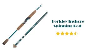 Berkley Inshore Spinning Rod Review – The Perfect Inshore Fishing Rod