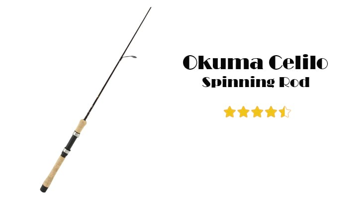 Okuma Celilo Rod Reviews