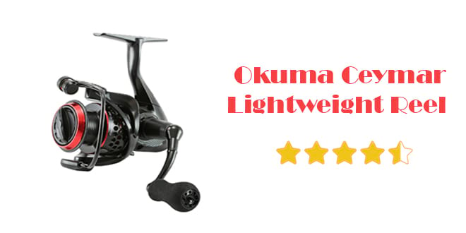 Okuma Ceymar Lightweight Spinning Reel Review