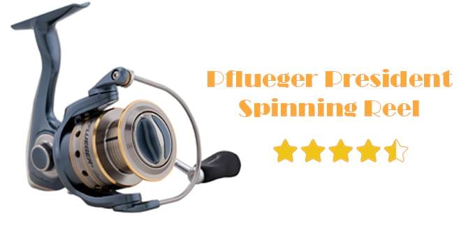 Pflueger President Spinning Reel Review