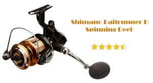 Shimano Baitrunner D Review – The Fishing Reel with Ultimate Balance