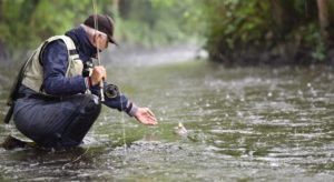 Tips for Fishing in the Rain