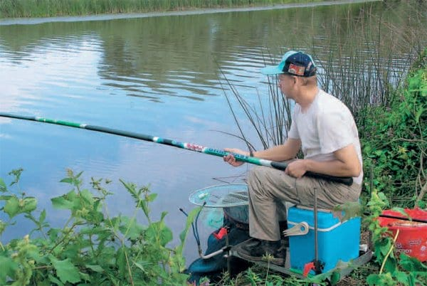 Float Rods for Heavy Currents and Spot Fishing