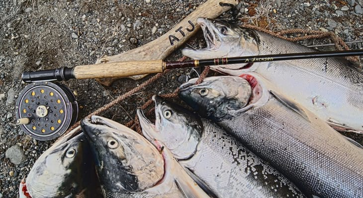 Salmon Fishing Tackle Tips and Techniques