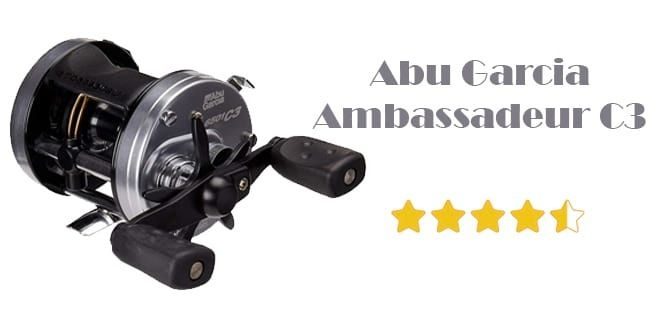Abu Garcia Ambassadeur C3