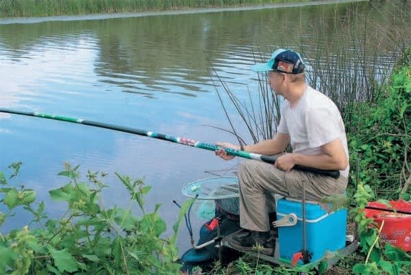 Float Fishing Rod