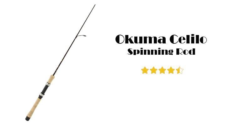 Okuma Celilo Rod Reviews