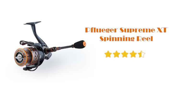 Pflueger Supreme XT Spinning Reel Review