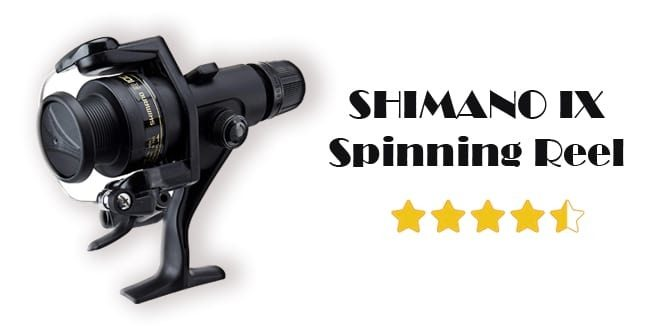 SHIMANO IX Spinning Reel review