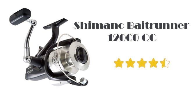 Shimano Baitrunner 12000 OC reel