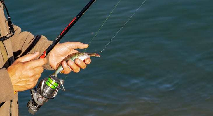 Tying Leader to Fly Line