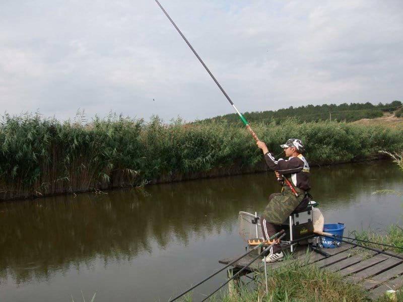 Coastal Fishing Float Rod