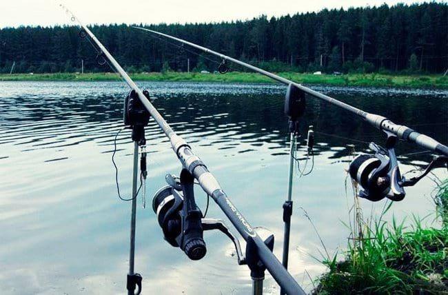 Float Rod for Long Range Fishing