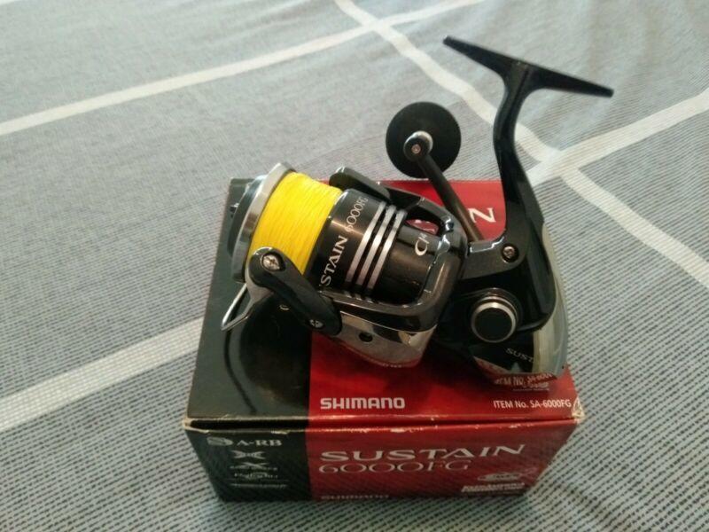 Shimano Sustain Fishing Reel