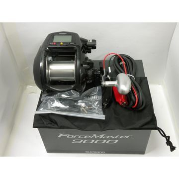 Shimano Forcemaster Electric Fishing Reel Unboxing