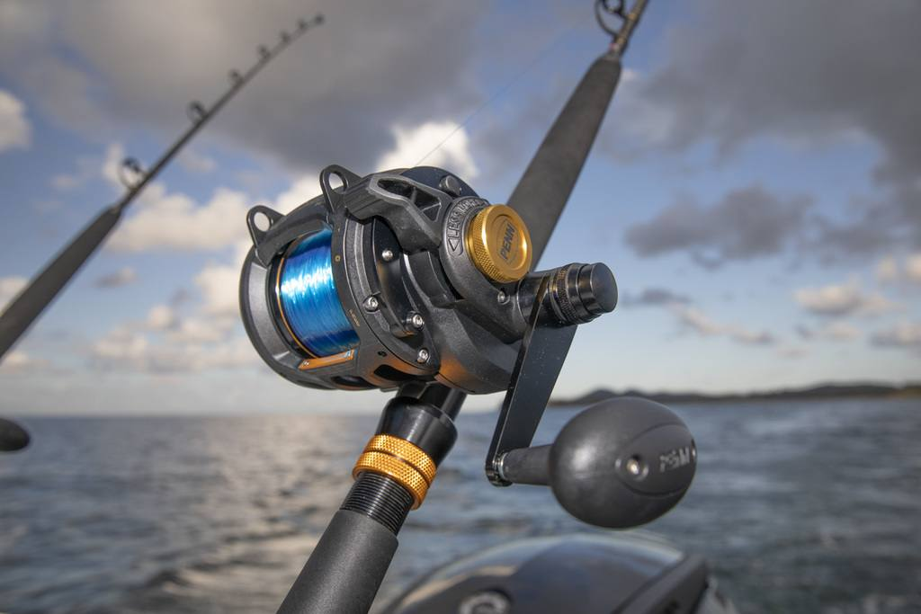 Penn Squall Lever Drag Conventional Reel