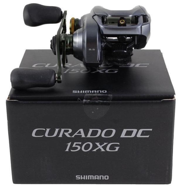 Shimano Curado DC 150XG Baitcaster Reel