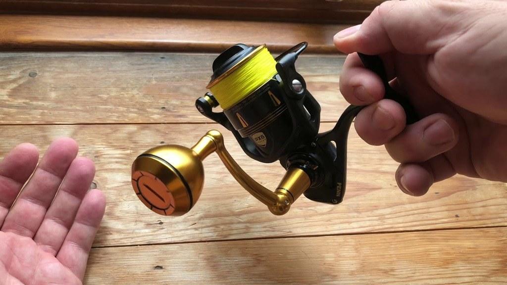 Penn Slammer 3 Spinning Reel Photo