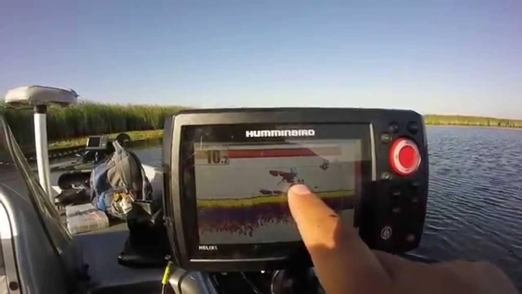 Humminbird HELIX 5 Fish Finders for Kayaks