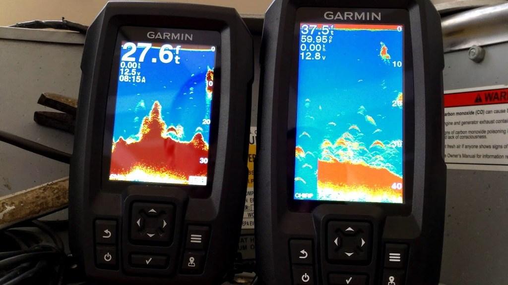 Garmin Striker 4 Fish Finders for Kayaks