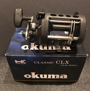 Okuma Classic CLX Trolling Reel