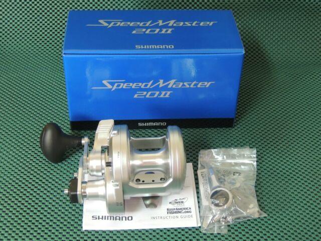 Shimano Speedmaster Conventional Reel for Deep Sea Fishing