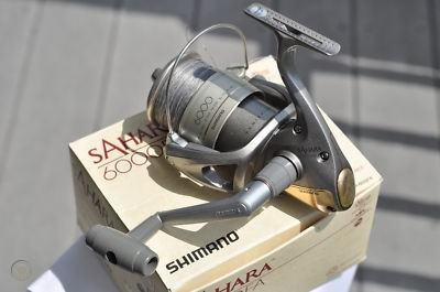 Shimano Sahara Spinning Reel