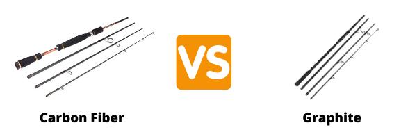 Carbon Fiber vs Graphite Rod