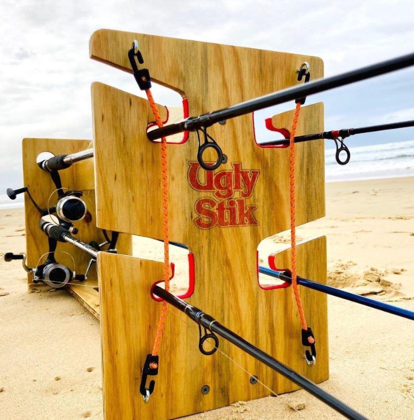 Ugly Stik Rod Storage