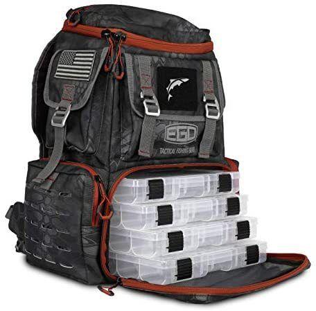 Backpack Tackle Box